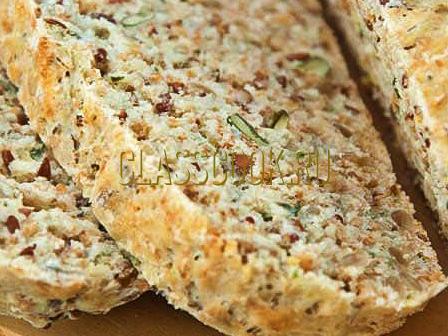 Рецепт домашнего хлеба.