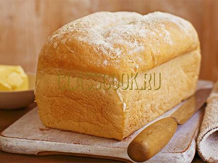 Хлеб в домашних условиях.