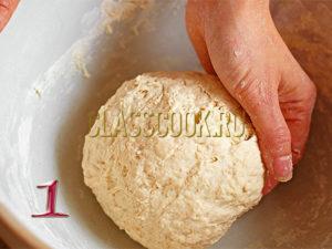 хлеб рецепт
