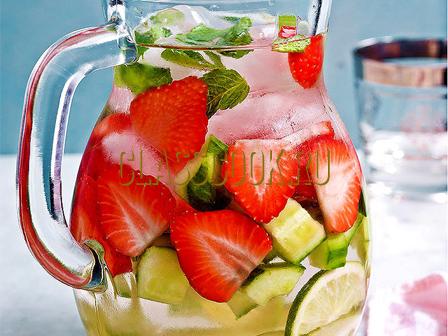 Детокс напитки для похудения