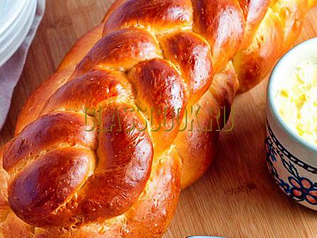 Хлеб хала рецепт.
