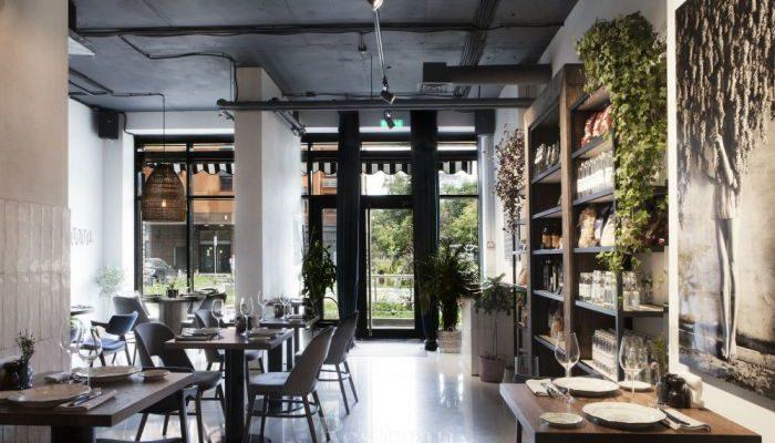 Ресторан в Москве «Пиккола Италия».
