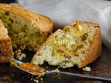 Содовый хлеб.
