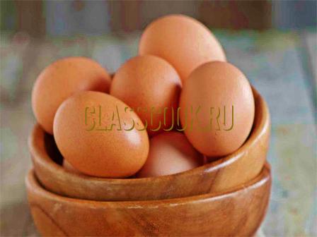 Термическая обработка яиц.