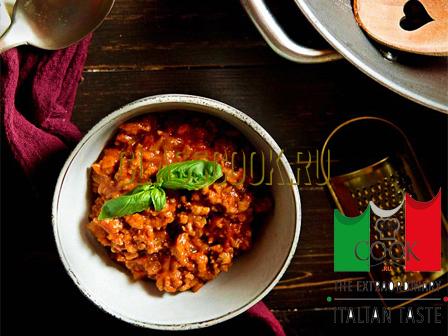 Рагу по итальянски, итальянская кухня.