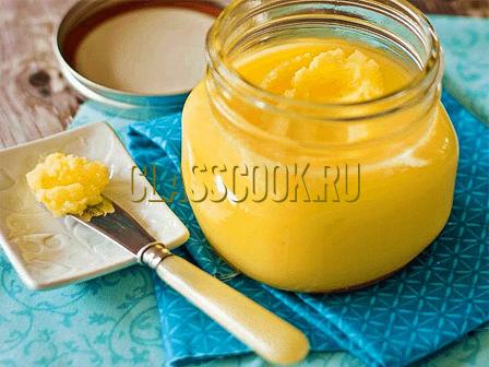 Масло гхи в домашних условиях.