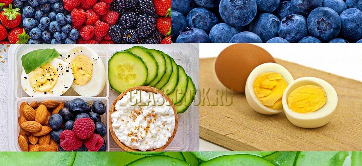 Рецепты блюд из протеина.